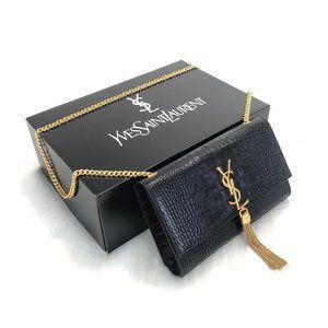 Yves Saint Laurent Medium Kate Tassel Chain Bag